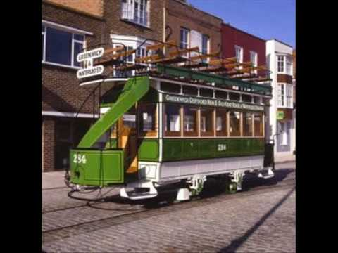 Last of the Line (The last tram) - Flanders and Swann