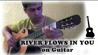 River flows in you - performed by Alexander Chuyko