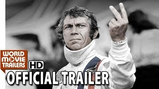 STEVE MCQUEEN: THE MAN u0026 LE MANS Official Trailer (2015) HD