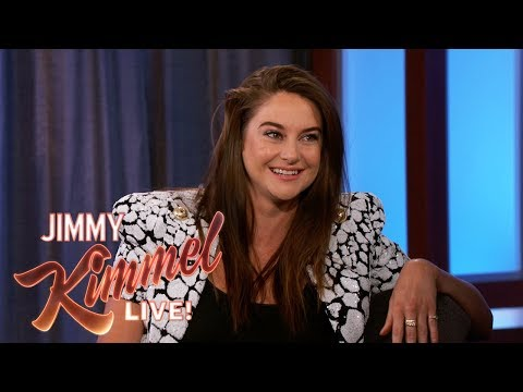 Shailene Woodley On Boyfriend, Flip Phone & Big Little Lies Spoilers