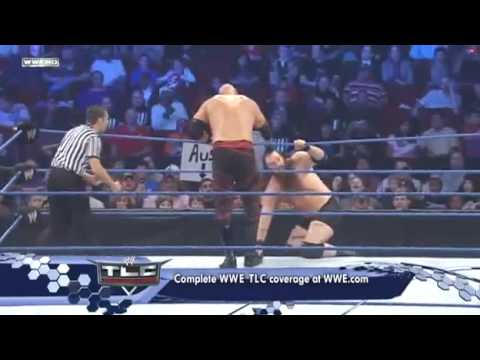 Friday Night Smackdown! (11/12/2009): Kane vs. Mike Knox