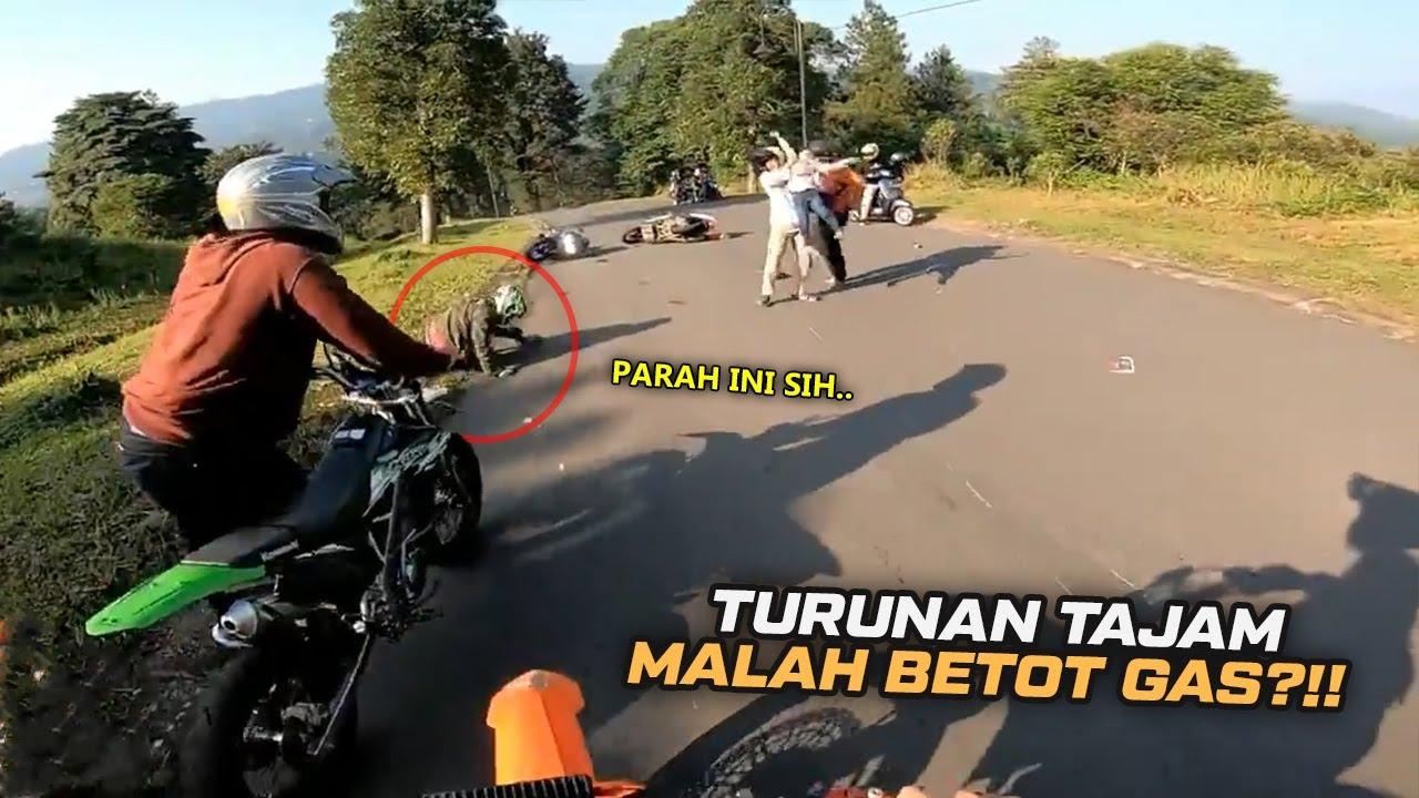 Akibat Banyak Gaya Di Jalan - Udah Jatuh Kena H4ntam Dari Belakang - Insiden R15 vs Lexy || RH#135