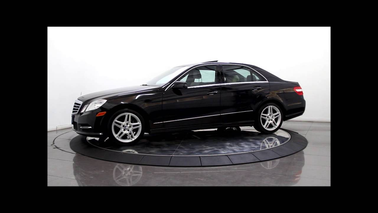2013 mercedes benz e350 4matic luxury sedan youtube for 2013 mercedes benz e350 4matic