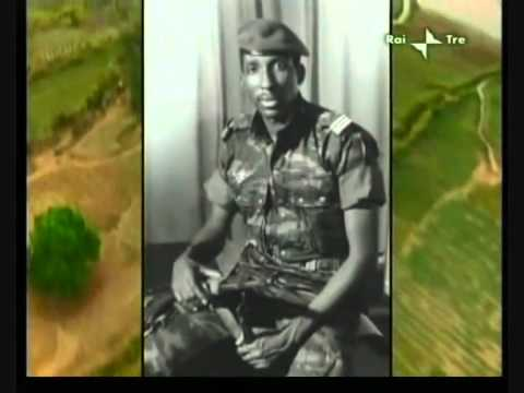 chi ha ucciso Thomas Sankara?