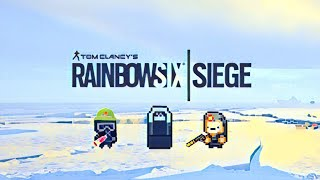 Montagne and the Vitamin Water | Rainbow Six Siege