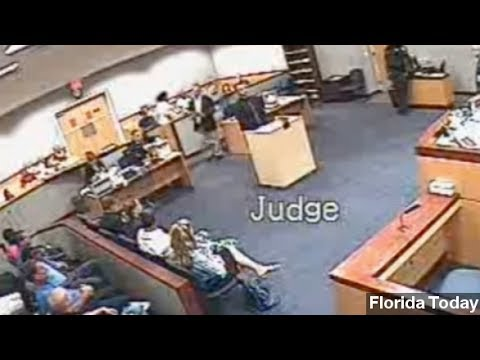 Courtroom Video Shows Heated Fight Between Judge, Attorney