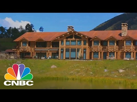 Ski Like The 'Super Rich' At This $80 Million Aspen Retreat | CNBC