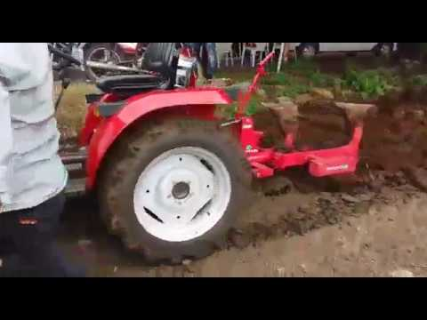 ADDC Hydraulic System Live Result in Mini Tractor