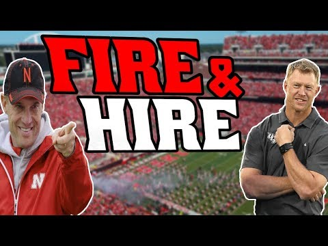 END OF MIKE RILEY | WHY SCOTT FROST SHOULD BE NEBRASKA'S FUTURE | MIKE RILEY FIRED, BILL MOOS HIRE