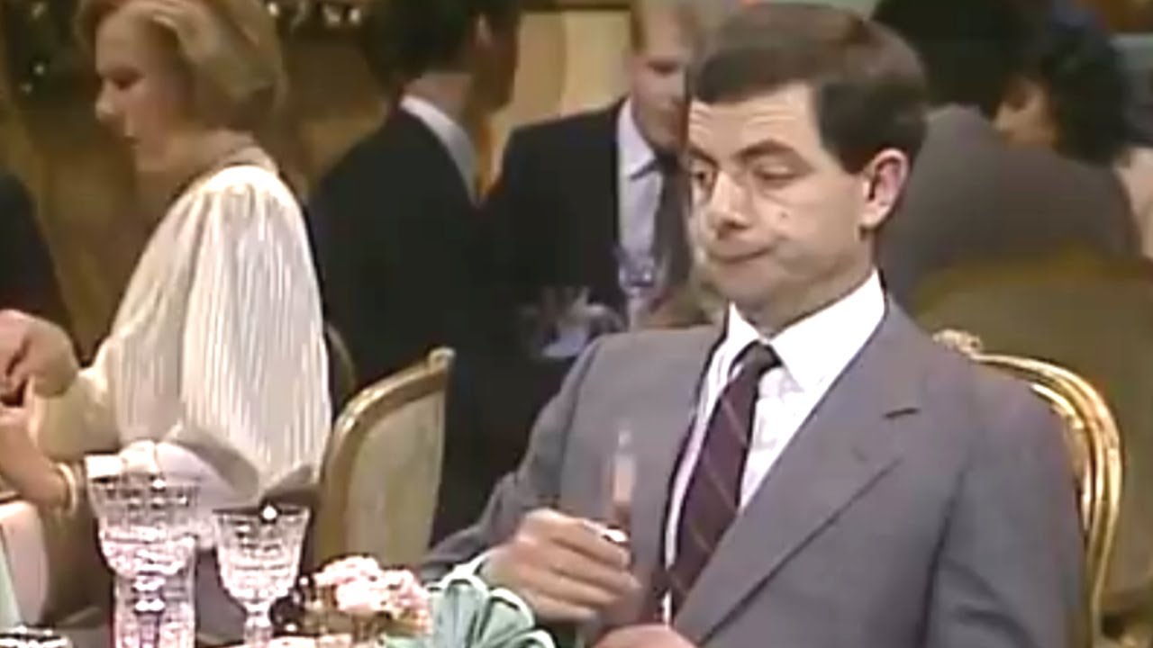 Dinner Time | Funny Clips | Mr Bean Official