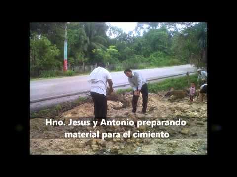 Video Ciudad de Refugio San Andres Peten  El Inicio