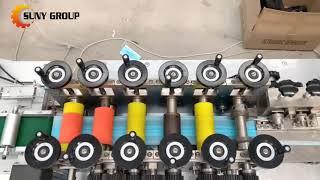 1+2 Surgical Mask Making Machine 120-140pcs/min
