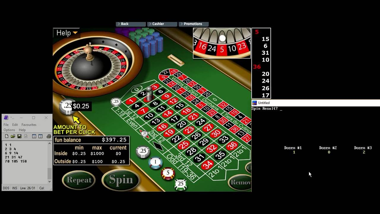 Does The Roulette Double System Work