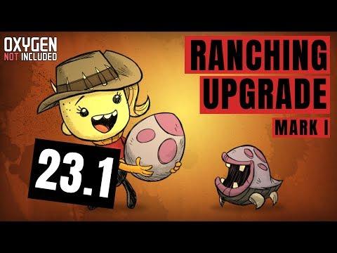 Ranching Upgrade 4k #23.1 Dampfturbine vorbereiten Teil 3.1 - Oxygen not Included Deutsch