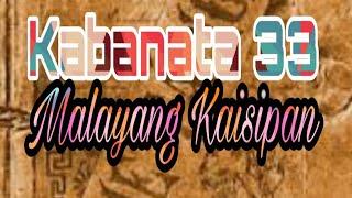 NOLI ME TANGERE | Kabanata 33: Malayang Kaisipan
