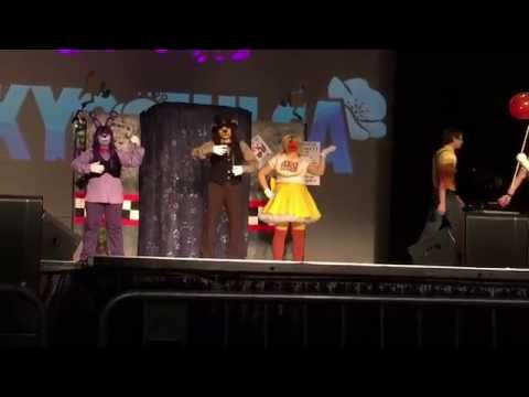 Tokyo in Tulsa '15 Cosplay Contest Last Skit FNAF