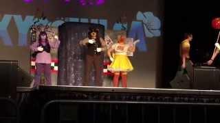 - Tokyo in Tulsa 15 Cosplay Contest Last Skit FNAF