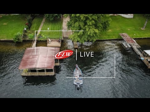 FLW Live Coverage | Lake Hamilton | Day 3
