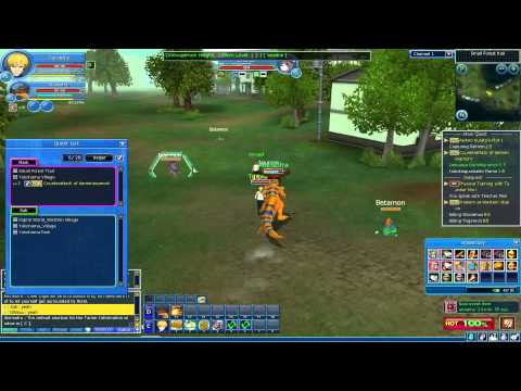Digimon Masters Online Gameplay (free online pc game)
