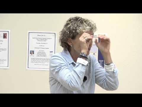 """Linn Possell - Binocular Vision  """"Alzheimer"""