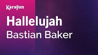 Karaoke Hallelujah - Bastian Baker *