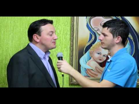 Entrevista Padre Ezequiel Dal Pozzo