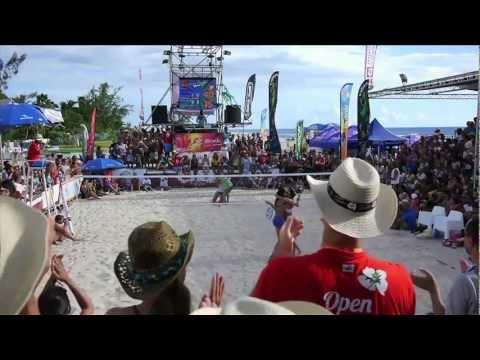 Eco beachTennis Reunion 2013