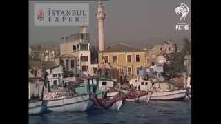 Достопримечательности Стамбула (фильм 1967 года)(Документальный фильм о достопримечательностях Стамбула, снятый в 1967 году. Стамбул документально. Читайте..., 2014-05-18T20:53:13.000Z)