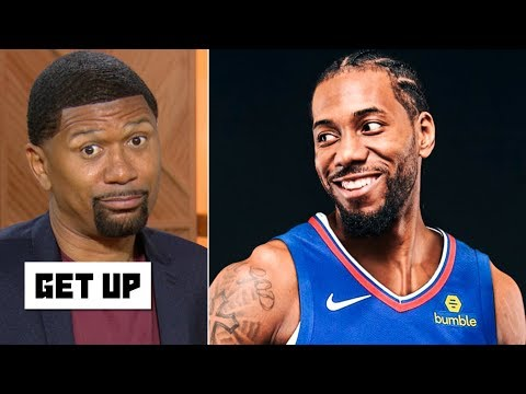 I was wrong about Kawhi! But who saw Paul George to the Clippers coming? – Jalen Rose | Get Up