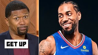 I was wrong about Kawhi! But who saw Paul George to the Clippers coming? - Jalen Rose | Get Up