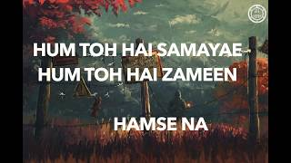 AIB : UDD GAYE By RITVIZ (Lyrics / Lyrics Video)