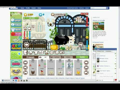 Pet Society Coin Cheat July 17 100% Working