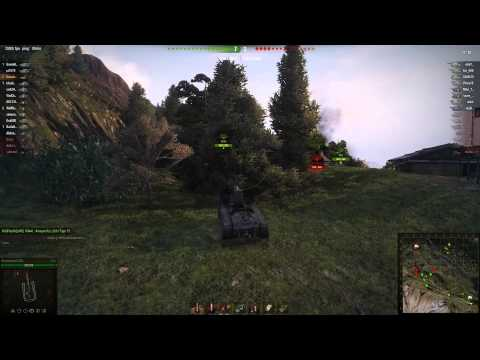 Арта С-51. Маскировка 80 лвл. (World of Tanks)