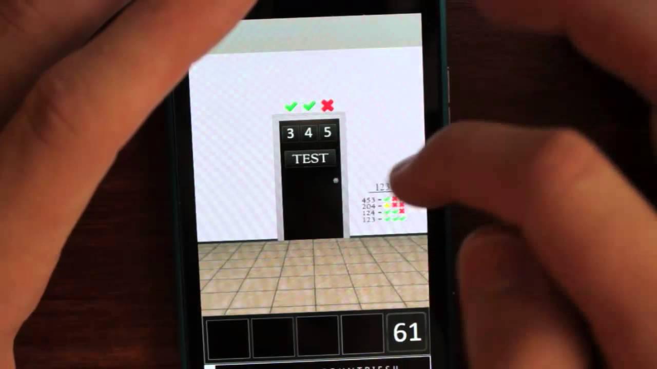 Игра doors windows phone