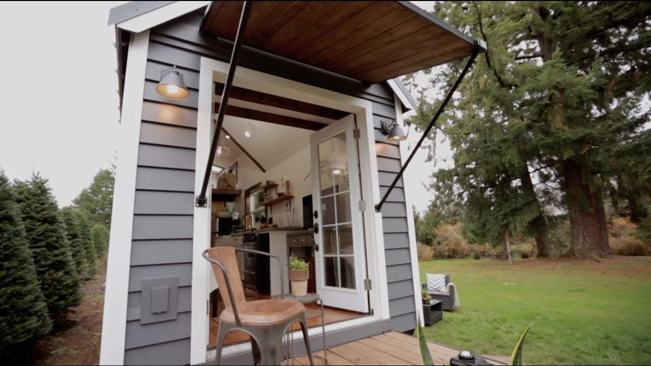 Tiny Heirloom Luxury Tiny House Builders Youtube