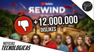 Rewind 2018 rompe record de DISLIKES | Nueva filtración en Facebook 📷 | Un celular con 2 pantallas