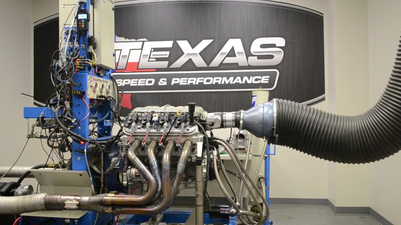 Texas Speed Stage 3 LS3 231/246  640