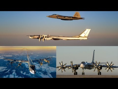 Russia's Tupolev-95MS escorted by US, Japanese jets over western Pacific