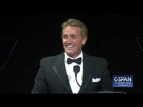 Sen. Jeff Flake complete remarks at 2018 RTCA Dinner (C-SPAN)
