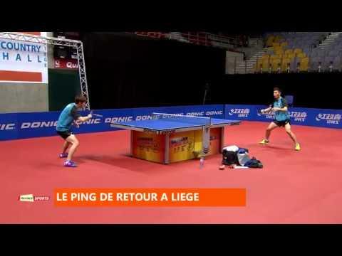 Province Sports Coupe Du Monde De Tennis De Table Les Coulisses