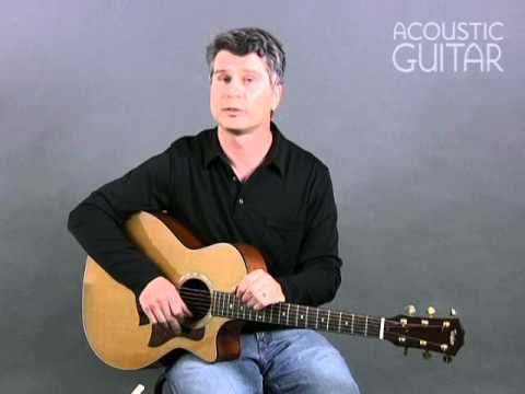 Open String Chords Lesson From Acoustic Guitar Youtube