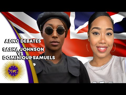 ADNC Debates - Sasha Johnson vs Dominique Samuels