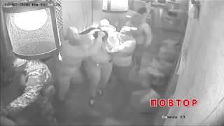 """بالفيديو…من القصر إلى القهر..اعتقال """"مهين"""" لرئيس جورجيا السابق"""