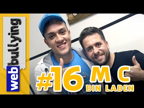WEBBULLYING NA TV #16 - MC BIN LABEN (Programa Pânico)