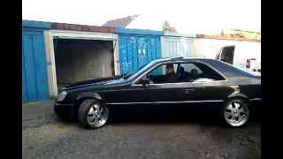 Mercedes CL 65 AMG Exhaust Sound