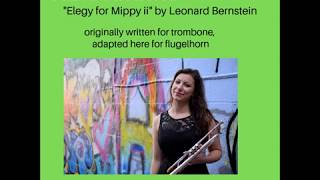 "Leonard Bernstein's ""Elegy for Mippy ii"""