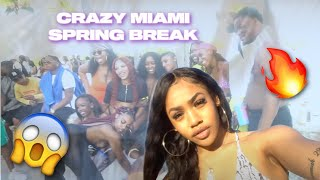 CRAZY BEACH FIGHT !! |Miami Spring Break 2019 Pt.2