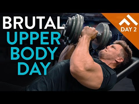 Brutal Chest & Triceps Workout | Week in the Swole Program Pt. 2