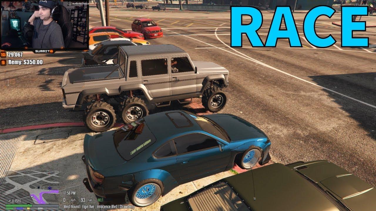 30 11 MB) Summit Street Racing | GTA V RP(NoPixel Roleplay