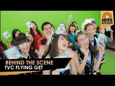 HITS News : Behind The Scene JKT48 - Flying Get [Presented ALFA Group]